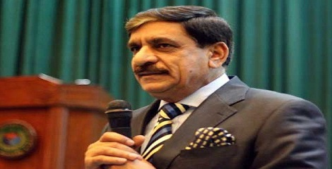 Nasser Khan Janjua appointed as National Security Advisor of Pakistan