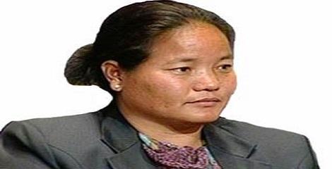 Onsari Gharti Magar elected first woman Speaker