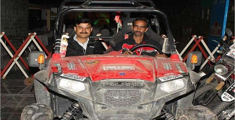 Raj Singh Rathore clinches top prize at Raid de Himalaya