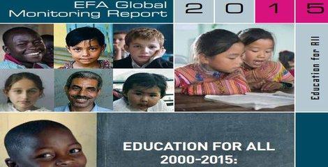 Unesco education report