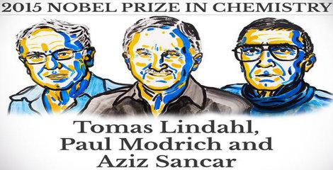 nobel-prize-for-chemistry 2015