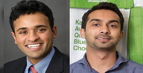 2 Indian-Americans among Richest Entrepreneurs Under 40