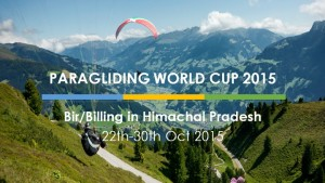 2015 Paragliding World Cup
