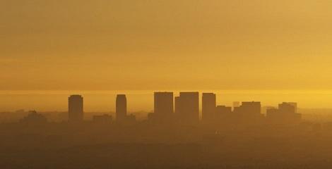 Air Borne pollution rising in Asia - UN report