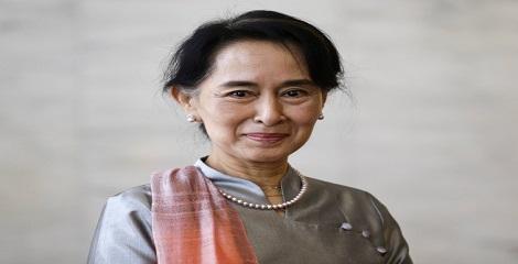 Aung San Suu Kyi wins Myanmar elections
