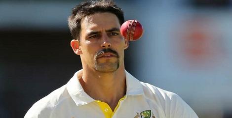 Australia fast bowler Mitchell Johnson retires from international cricket
