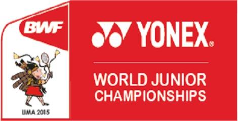 BWF world junior championship 2015