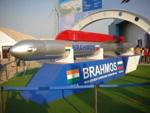 Army successfully test fires 300 km range Brahmos missile