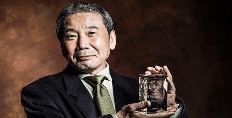 Haruki Murakami wins Danish literature prize17