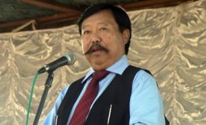 NPF MP Khekiho Zhimomi dies