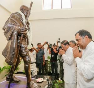 Mahathma Gandhi