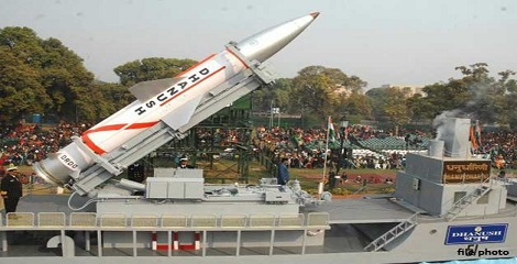 Nuclear-capable Dhanush missile successfully test fired