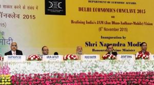 Prime Minister to Inaugurate Delhi Economics Conclave 2015