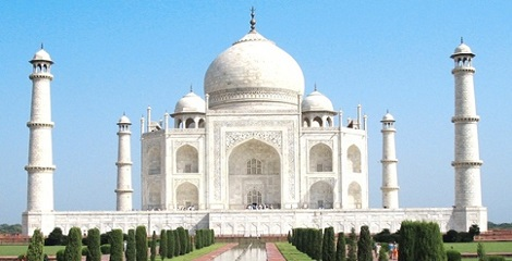 Report sought on tree-felling around Taj