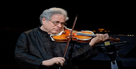 2016 Genesis Prize conferred upon Violinist Itzhak Perlman