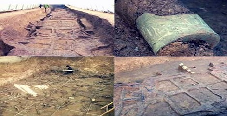 2,600-year-old tombs discovered in central China