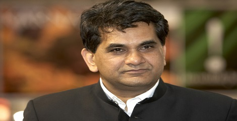 Amitabh Kant appointed CEO of NITI Aayog