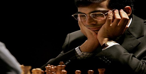 Anand finishes 9th in London Classic