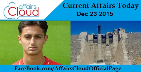 Current Affairs Today 23 December 2015