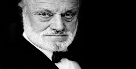 Famous German conductor Kurt Masur passed away