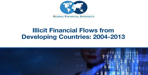 GFI ranked India 4th in black money outflows pa