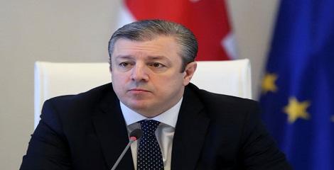 Giorgi Kvirikashvili elected as Prime Minister of Georgia
