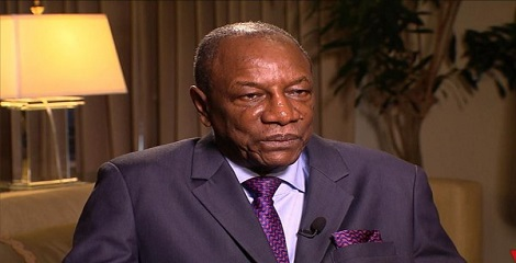 Guinea PM steps down after prez Conde re-elected