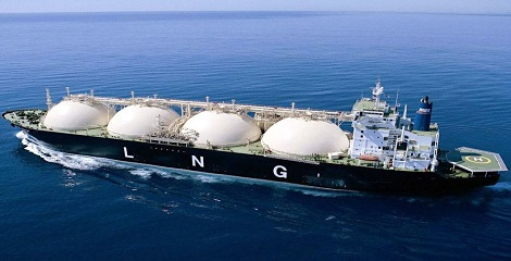 India received certification to build LNG ships