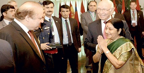 Indo-Pak declared 10-point Comprehensive Bilateral Dialogue