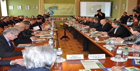 International Conference on Policy of Neutrality held in Turkmenistan