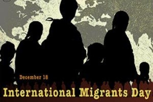 International Migrants Day observed on 18th December 2015