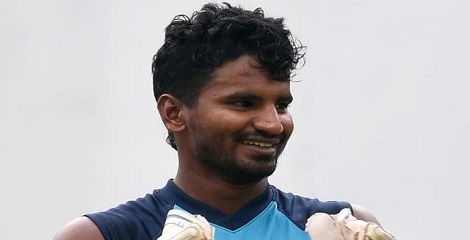 Kusal Perera handed four year ban for doping