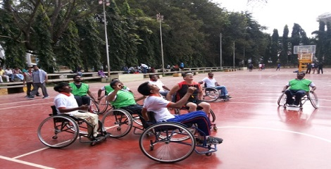 Maharashtra won Wheelchair Basketball Championship