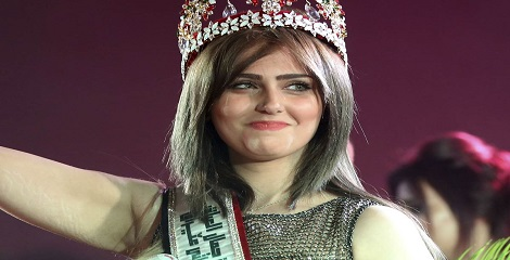 Miss Iraq beauty pageant held for the first time since 1972