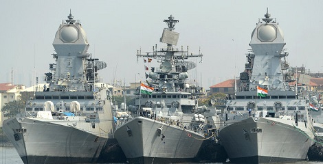 Naval exercise INDRA NAVY-15 commences in Vizag
