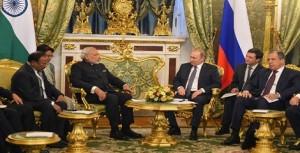 PM Modi attends 16th Indo-Russia annual summit