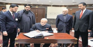 PM Modi visit to Pakistan & Afghanistan
