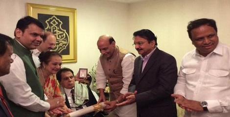 Padma Vibhushan conferred upon on renowned Dilip Kumar