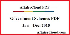 Schemes 2015