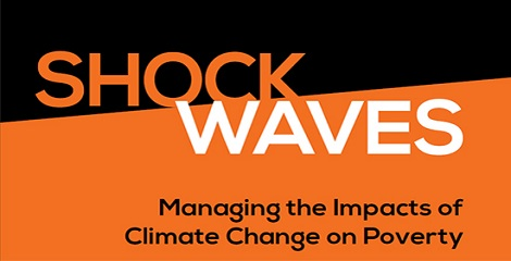 Shock Waves - Managing the Impacts of Climate Change on Poverty report