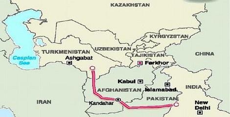 TAPI gas pipeline work instigated by Turkmenistan