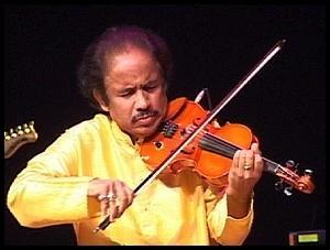 Violinist L.Subramaniam