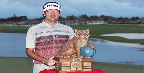 Watson crowned Hero World Challenge champion