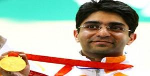Abhinav bindra honoured by ISSF