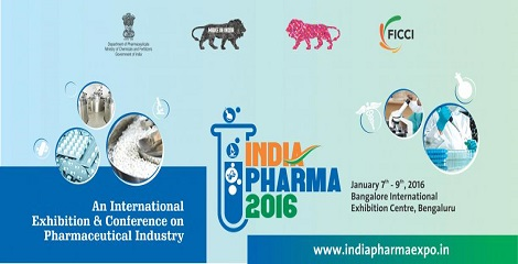 Ananth Kumar presented India Pharma Awards 2016