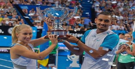 Australia won Hopman Cup 2016