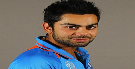 BCCI Cricketer of the Year title bestowed upon Virat Kohli