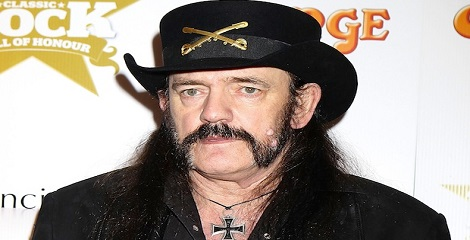 Ian Fraser Lemmy Kilmister, founding member of metal band Motorhead, died