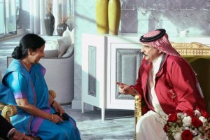 India, Bahrain to strengthen ties in trade, counter-terror