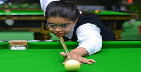 Ishika Shah bagged 12th Sub-Junior National Snooker championship